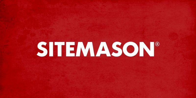 Sitemason for Site maison